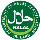 Department of Halal Certification Ireland