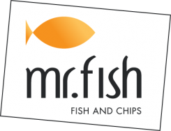 Mr. Fish Logo