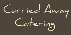 Curried Away Catering Logo