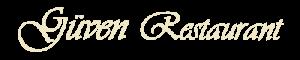 Güven Restaurant Logo