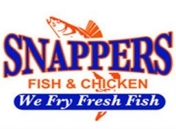 Snappers Fish & Chicken Logo