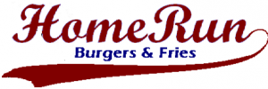 Home Run Burgers & Fries Logo