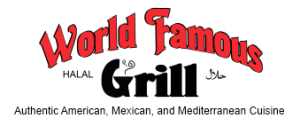 World Famous Grill Logo