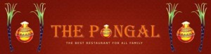 The Pongal Restaurant Logo