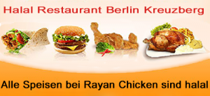 Rayan Chicken Logo