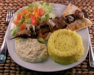 Turkish Mediterranean Food
