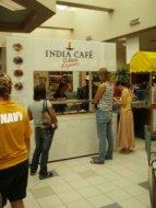 India Cafe Logo