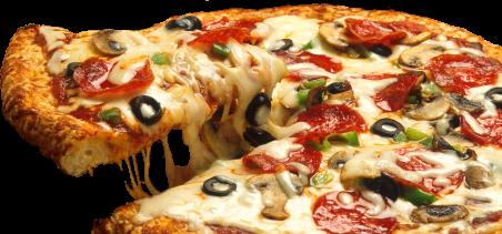 Mega Pizza & Grill