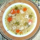 Asian,Chicken,Soup,with,Noodles