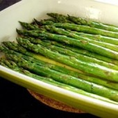 Baked,Asparagus,with,Balsamic,Butter,Sauce