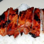 Barbecued,Chicken,Adobo