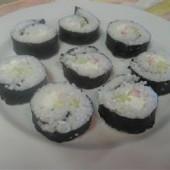 Basic,Sushi,Roll