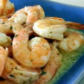 Butter,and,Garlic,Prawns