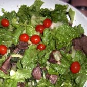 Chargrilled,Beef,Salad,with,Thai,Dressing