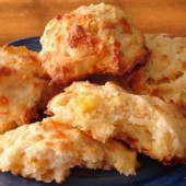 Cheese,Garlic,Biscuits,II