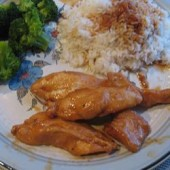 Chicken,Drumsticks,-,Indonesian,Style