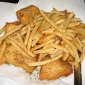 Fish,&,chips