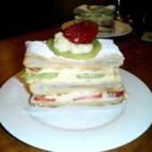 French,Vanilla,Slices,(Mille-feuilles)