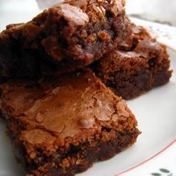 Guiltless chocolate brownies