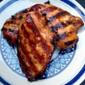 Honey,Lime,Barbecued,Chicken