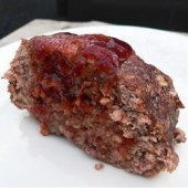 Mike's,tomato,Glazed,Meatloaf