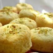 Mini,Parmesan,Scones