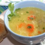 Old-fashioned,chicken,noodle,soup