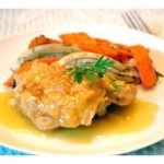 Orange-Mustard,Chicken