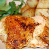 Slow,Roasted,Chicken