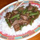 Thit,Bo,Sao,Dau,(Sliced,Beef,and,French,Beans)