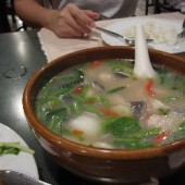 Tom,yam,pla,(Spicy,sour,fish,soup)