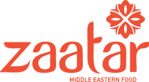 Zaatar Middle Eastern Food Logo