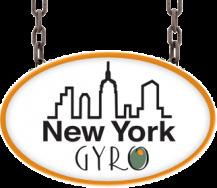 New York Gyro Logo