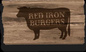 Red Iron Burgers Logo