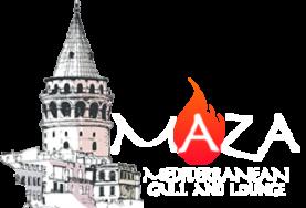 Maza Mediterranean Grill Logo