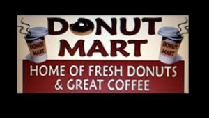 Donut Mart Logo