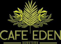 Cafe Eden Logo