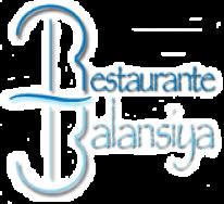 Restaurante Balansiya Logo