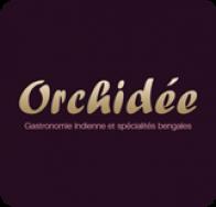 Orchidée Restaurant Logo