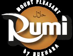Rumi by Bukhara Logo