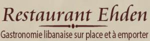 Restaurant Ehden Logo