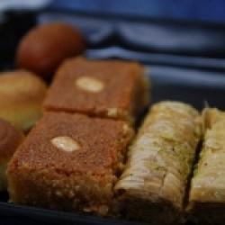 Zaatar Middle Eastern Food