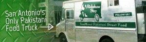 Rickshaw Stop Logo