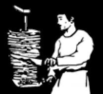Kebabbiten Logo
