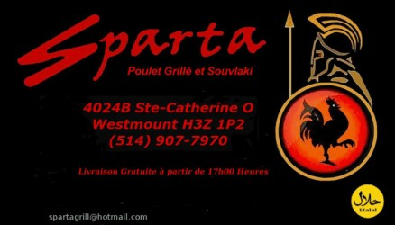 Sparta Rotisserie & Grill