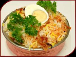 Taj Indo-chinese Cuisine Logo
