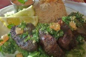 Naya Middle-eastern Cuisine Logo