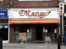 Mango Grills Logo