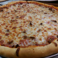 Zh Pizzeria Logo