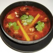 Authentic,Thai,Tom,Yum,Soup